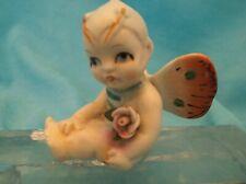 Vintage 50's Butterfly Fairy Pixie Figurine-Japan