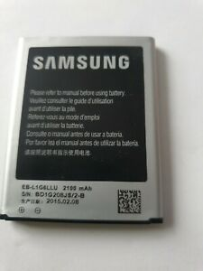 Original Samsung Galaxy S3 GT-i9300 Akku Accu Batterie Battery EB-L1G6LLU