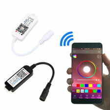 Mini Music Remote Controller for RGB/RGBW 5050 LED Strip Light Wireless