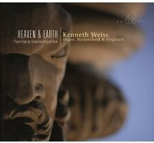 Kenneth Weiss - Heaven & Earth: Pieces from the Fitzwilliam [New CD] Digipack Pa