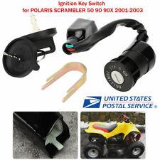 New Polaris ATV Starter Motor For 2001-2003 SCRAMBLER 50 Fit OE NO 0450532