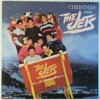 Christmas with The Jets. 1986 LP / Vinyl MCA-5856 PROMO