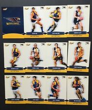 2013 Select Champions AFL Football Cards Team Set - West Coast