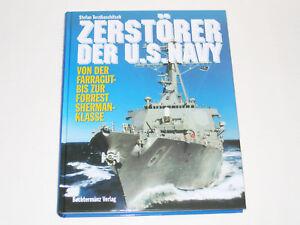 Zerstörer der U.S. Navy, Farragut- bis Forrest Sherman-Klasse, Terzibaschitsch