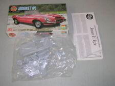 Airfix 02415 1:32 Scale Jaguar E Type Model Kit New Boxed