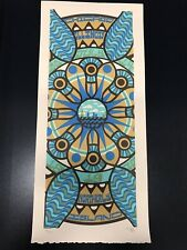 Phish Northerly Island Chicago IL Poster 7/18,19,20/14 Trip Tripp Print 2014