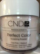 "CND PERFECT COLOR ""COOL PINK"" 3.7oz NAIL ENHANCEMENTS ACRYLIC LIQUID & POWDER"