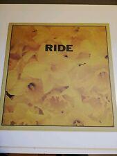 Ride Play, Vinal LP, VGC, Original 1990 Press