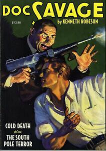 DOC SAVAGE #11 • Magazine Reprint • 2007 • Kenneth Robeson • Nostalgia Ventures