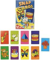 SNAP! PACK OF CARDS Card Games Playing Cards ~  Snap kids childs fun…