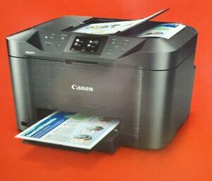 Canon MAXIFY MB5120 All-In-One Inkjet Printer Model 0960C002