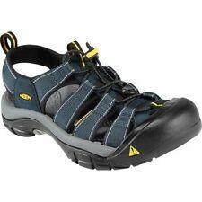 KEEN Men's Newport H2 Hiking Sandals - Navy/Medium Gray,AU 8