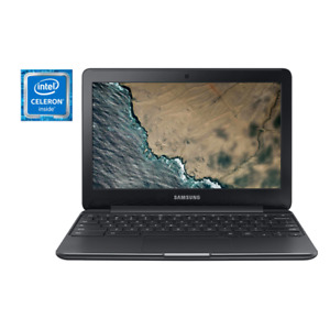 "SAMSUNG 11.6"" | Chromebook 3 | N3060 | 4GB RAM |16GB| Black | Google Class Ready"
