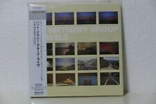 Pat Metheny Group Travels 2 CD ECM JAPAN mini lp