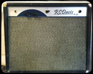 RC Davis Amplifier