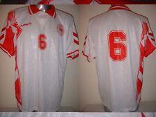 Denmark Hummel Adult XL 1993 Trikot Shirt Jersey Football Soccer Dansk Vintage 6