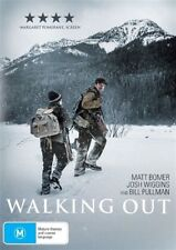 WALKING OUT DVD, 2018 RELEASE, NEW & SEALED, REGION 4. FREE POST