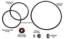 Water Ace Rsp Pool Pump Seal Repair kit Shaft Seal, O-rings + Water Slinger