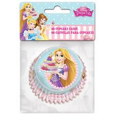 Pirottini per Muffin o Cupcake - Principesse Disney Cartine Carta Forno 60 pezzi