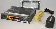 Netgear N300 Wireless G & N Compatible Wi-fi WNR2000 Router Switch 4-Port -B-