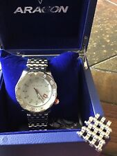 Aragon A082WHT Sea Charger Automatic 44mm