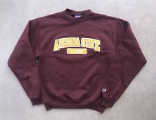 VTG Champion Arizona State University ASU Sun Devils NCAA Crewneck Sweatshirt M