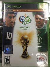 FIFA World Cup Germany 2006 (Microsoft Xbox) Original Factory Sealed