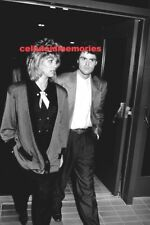 Original 35mm Negative Donny & Debbie Osmond Donny & Marie Star 11-14-86