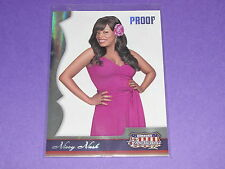 2008 Americana NIECY NASH #133 Silver Proof SP/250 Reno 911 - Getting On - Selma