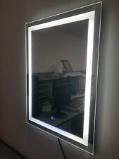 "32""X24""Led Bathroom Wall Vanity Mirrors with Illuminated Light & Defogger"