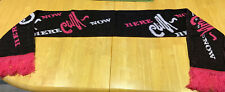 CLIFF RICHARD  - Here & Now CONCERT 2006 SCARF - RARE ITEM LOOK. New In Bag