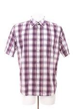 Marc O'Polo Hemd Baumwolle Mehrfarbig Gr. XL Freizeithemd Shirt