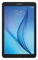 "NEW Samsung Galaxy Tab E 9.6"" 16 GB Wifi Tablet Black SM-T560NZKUXAR"