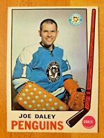 1969-70 O-Pee-Chee OPC Joe Daley #152 Pittsburgh Penguins