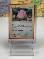 4x Pokemon Guardians Rising Chansey 101//145 Common Card