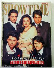 ST Ann 1997 Rekha Hema Malini Dev Anand Aishwarya Rai Simi Garewal Shahrukh Khan