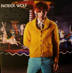 "Patrick Wolf - The Magic Position - Luna/The Libertine (Live) 2007 7"" P/S"