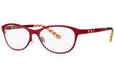 Oakley Promotion Women Eyeglasses Cat Eye OX5084-04 52 Cayenne Red