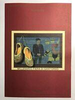 2000 Folder Millenario Fiera di Sant'Orso Aosta Poste Italiane Filatelia CU 15