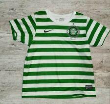 Nike Celtic Football Club Soccer Jersey Shirt Large Youth 6/7 yrs