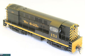 Atlas H15-44 locomotive HO Rio Grande DCC Ready