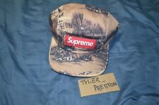 Supreme Dogs And Ducks Camp Cap FW12 CDG Steiff S Logo TNF DB PCL Cat Mane Rc