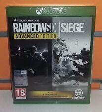 Rainbow Six Siege - Advanced Edition XBOXONE NUOVO ITA + T-Shirt Omaggio