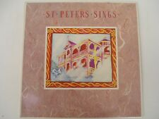 ST PETERS CHORALE SINGS - RARE QLD OZ LP