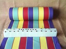 "1 - 2 Metres Less than 45"" Striped Craft Fabrics"