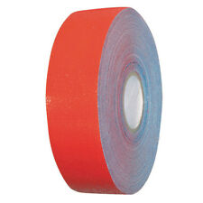Armadillo Red Emergency Fire Lane Floor Tape for Industrial Distribution Centers