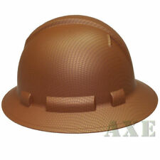 Pyramex Ridgeline Safety Hard Hat Copper Pattern Full Brim  HP54118