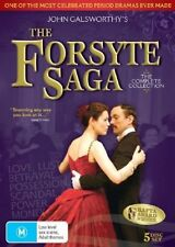 The Forsyte Saga - Complete Collection (DVD, 2007, 5-Disc Set)