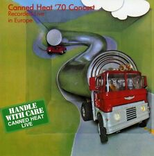 Canned Heat - Live Concert 70 [New CD]