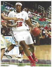 Lynetta Kizer Signed 8.5 x 11 Photo Wnba Connecticut Sun Basketball Free Ship